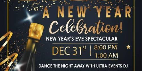 New Years Eve 2020 Spectacular