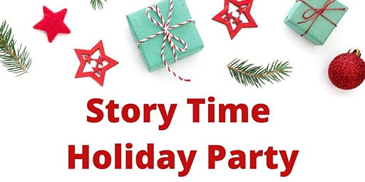 Story Time Holiday Party