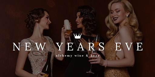 Revel in the New Year at Alchemy Wine & Beer