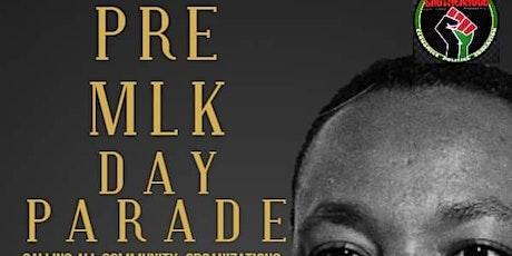 PRE MLK DAY PARADE tickets