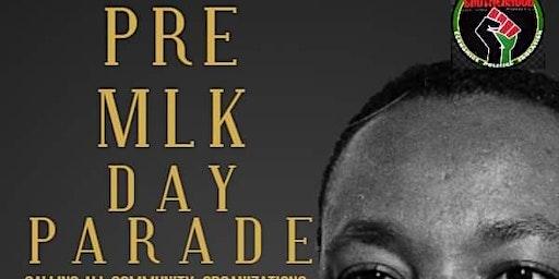 PRE MLK DAY PARADE