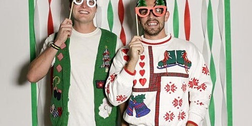 3rd Annual Ugly Sweater Xmas Party!