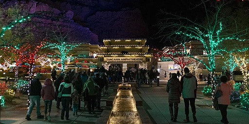 Christmas in the Canyon