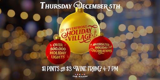 Riverfront Holiday Village