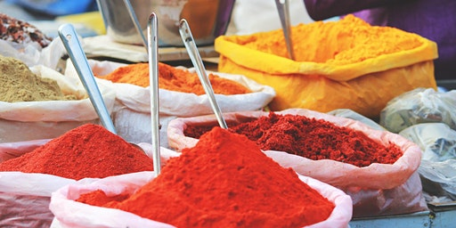 Stepping Into the World of Spice