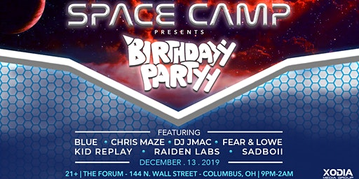 Birthdayy Partyy @ SPACE CAMP