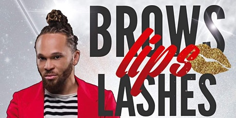 STB Brows, Lips & Lashes 7 City Tour tickets