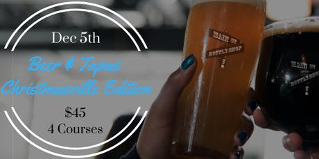 Beer & Tapas Christmasville Edition! tickets