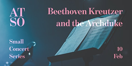 'Beethoven: Kreutzer and the Archduke' tickets