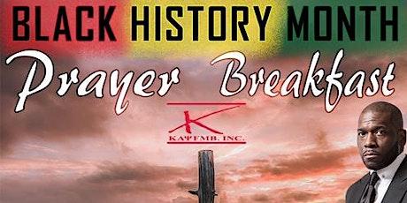Kappa Alpha Psi Foundation Metropolitan Baltimore Prayer Breakfast tickets