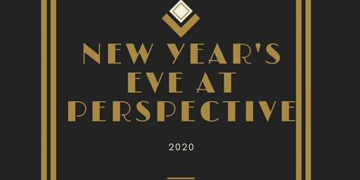 New Year's Eve at Perspective Rooftop