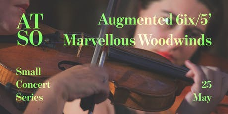 'Augmented 6ix/5' - Marvellous Woodwinds tickets