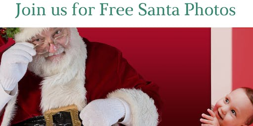 Get your Free Tickets for Santa Photos