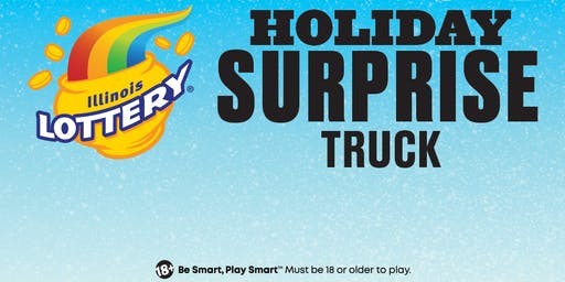 Holiday Surprise Truck: Oakbrook Center