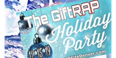 DLite Holiday GiftRAP Event