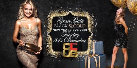 Capodanno 2020 The Club Milano - 31 Dicembre 2020 biglietti