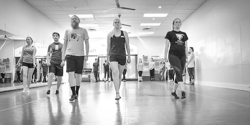 Free Irish Dance Trial Class for Adults