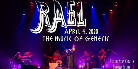 RAEL the Music of Genesis tickets
