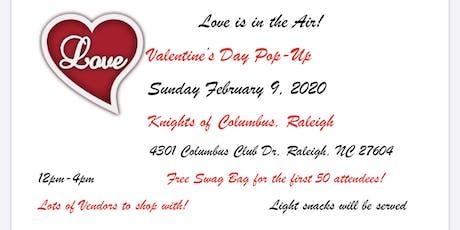 Valentine's Day Pop-Up tickets