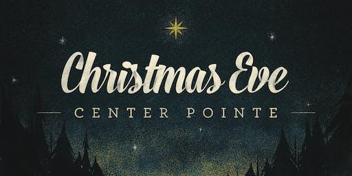 Center Pointe Christmas Eve 2019