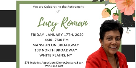 Lucy's Retirement Party tickets