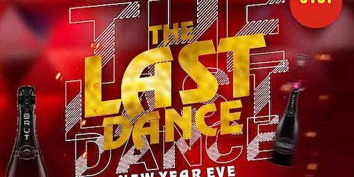 NEW YEARS EVE THE LAST DANCE  @ STEREO GARDEN LONG ISLAND