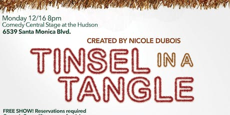 TINSEL IN A TANGLE tickets
