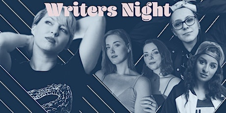 Sad Girl Music Presents: Writers Night tickets