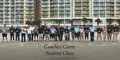 Coaches Clinic Service Training - Foxtrot Group (Class 2)