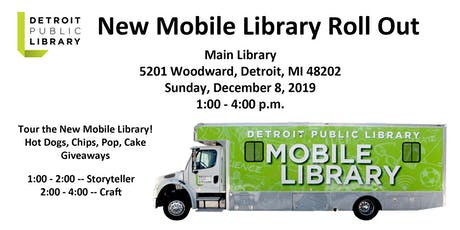 New Mobile Library Roll Out tickets