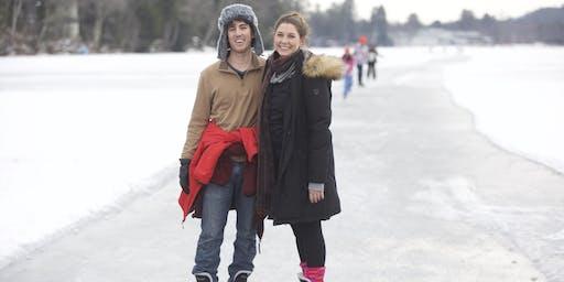 2020 UVTA Skate-a-Thon at Lake Morey!