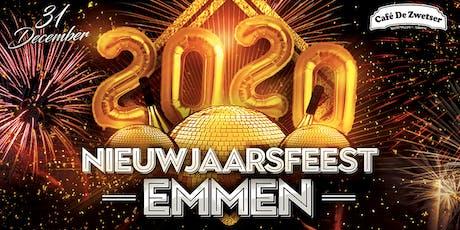 NIEUWJAARSFEEST EMMEN 2020 tickets