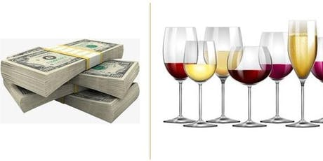 """""""Wealth & Wine"""" - Good Retirement Decisions & Optimizing Social Security  tickets"""
