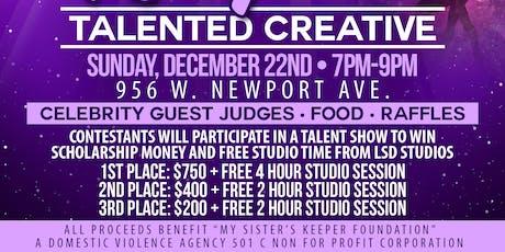 DJ Caleeb & LSD Studios Presents: My Sister's Keeper Foundation Scholarship tickets