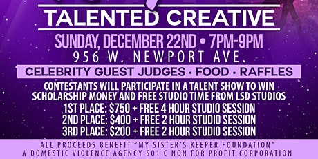DJ Caleeb & LSD Studios Presents: My Sister's Keeper Foundation Scholarship tickets