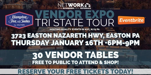 The NETWORK -Tri State Vendor Event Tour