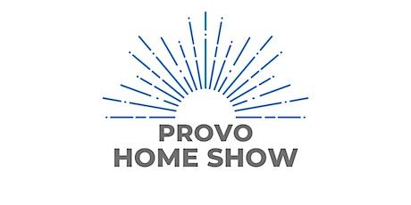 Provo Spring Home Show tickets