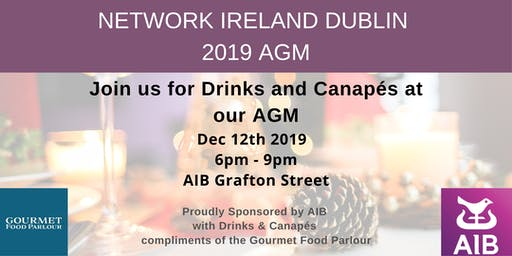 Network Ireland Dublin - AGM & Christmas Drinks