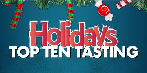 Free Top Ten Picks Tasting | Andover