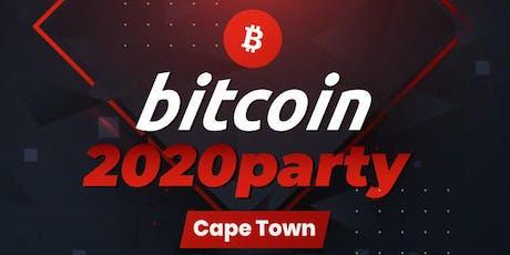 Bitcoin 2020 Party tickets