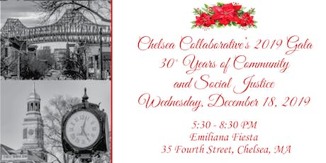 The Chelsea Collaborative 2019 Gala, 30+ Years of Comm & Social Justice tickets