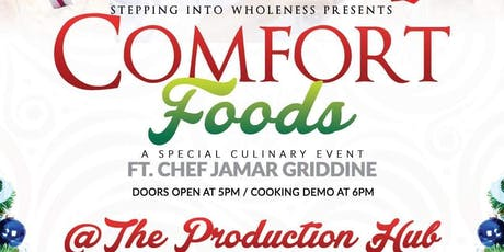 COMFORT FOODS tickets