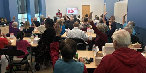 Stroke Awareness Lunch and Learn