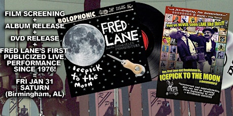 Reverend Fred Lane tickets