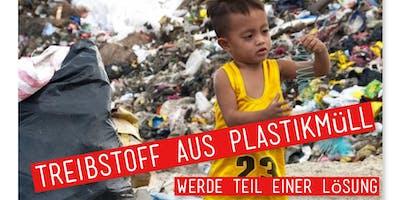 Wie aus Plastikmüll Öl wird - und wie jeder ein Teil dieser Lösung werden kann !
