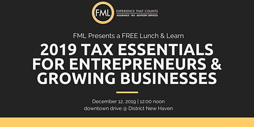 Year-End Tax Essentials for Entrepreneurs and Growing Businesses