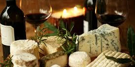 Italian Wine and Cheese Pairing tickets