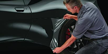 3M Paint Protection Film Training