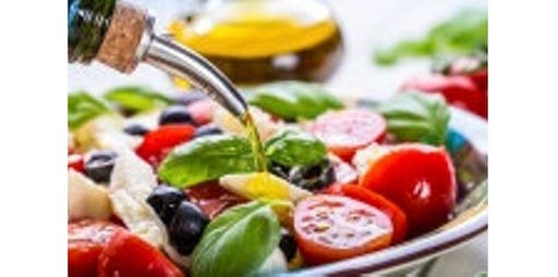 Principles Of The Mediterranean Diet  (2020-02-15 starts at 4:00 PM)