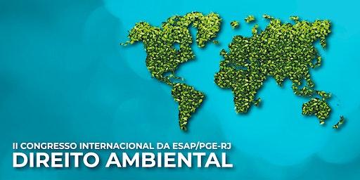 II CONGRESSO INTERNACIONAL DA ESAP/PGE-RJ: DIREITO